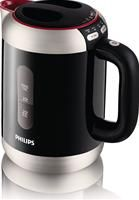 Philips HD4685 Pure Essentials Wasserkocher schwarz  ,