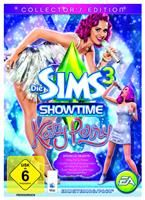 Die Sims 3 Showtime Katy Perry Collectors Edition AddOn für Mac