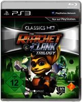 Ratchet & Clank Trilogy, The  The Ratchet & Clank Trilogy Sony PS3, Deutsche Version