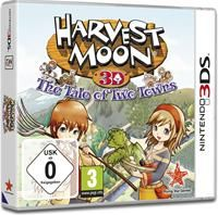 Harvest Moon: Tale of Two Towns Nintendo 3DS, Deutsche Version