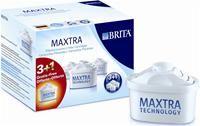 Brita Maxtra Filterkartuschen Pack 3 + 1