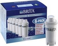 Brita Classic 205685 Filterkartuschen 6er Pack