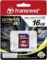 Transcend Ultra SDHC 16GB
