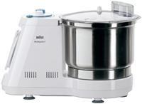 Braun Multiquick 7 K3000 Küchenmaschine weiss/blau