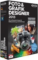 Magix Foto & Grafik Designer 2013 Windows, Deutsche Version