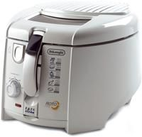DeLonghi F28311 Rotofritteuse mit Easy Clean weiß