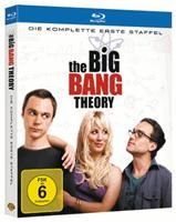 Big Bang Theory - Staffel 1 Blu-ray DVD Video, deutsch