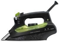 Rowenta DW 6010 Dampfbügeleisen 180 g/min schwarz/grün