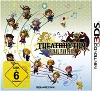 Final Fantasy Theatrhythm Nintendo 3DS, Deutsche Version