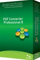 Nuance PDF Converter Professional 8 Deutsch, Vollversion