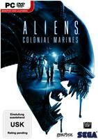 Aliens: Colonial Marines Limited Edition PC-Spiel, Deutsche Version
