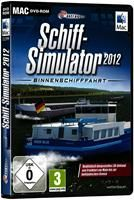 Schiff-Simulator 2012 Binnenschifffahrt Schiff-Simulator 2012 - Binnenschifffahr Apple Spiele, Deutsche Version
