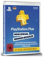 PlayStationPlus Live Card (90 Tage) (fr PlayStationNetwork) PlayStationPlus Live Card (90 Tage) (PS3 Sony PS3, Deutsche Version