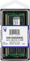 Kingston ValueRAM KVR1333D3S9/8G 8GB DDR3 SO-DIMM