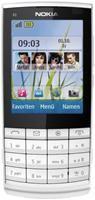 Nokia X3-02.5 weiss