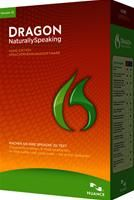 Nuance Dragon NaturallySpeaking 12 Home Windows, deutsch, Minibox, DVD inklusive Kabelheadset