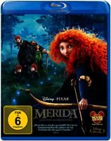Merida - Legende der Highlands Blu-ray DVD Video, deutsch