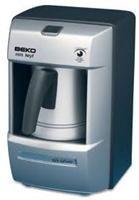 Beko BKK 2113 M Espresso Automat silber