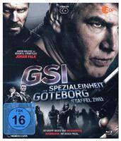 GSI - Spezialeinheit Göteborg 2     ,   (Staffel 2) GSI - Spezialeinheit Göteborg - Staffel  Blu-ray DVD Video, deutsch