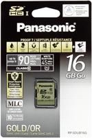 Panasonic Gold SDHC 16GB