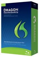 Nuance Dragon NaturallySpeaking 12 Premium,  Windows, deutsch