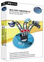 Creetix Blu-ray Creator X2 Windows, deutsch