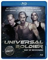 Universal Soldier - Day of Reckoning - uncut Blu-ray DVD Video, deutsch