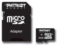 Patriot Signature microSDHC 16GB