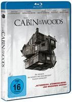 The Cabin in the Woods Blu-ray Video, deutsch