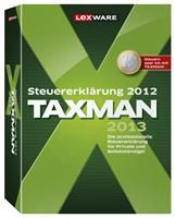Lexware TAXMAN 2013 Windows, deutsch