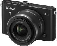Nikon 1 J3 Kit + 10-30mm VR schwarz