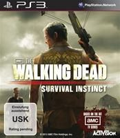 The Walking Dead: Survival Instinct 100% uncut,  Sony PS3, Deutsche Version The Walking Dead: Survival Instinct Sony PS3, Deutsche Version