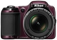 Nikon COOLPIX L820 pflaume  ,