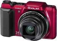 Casio Exilim EX-ZS200 rot  ,