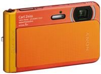 Sony Cyber-shot TX30 orange