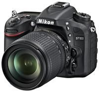 Nikon D7100 Kit AF-S DX 18-105mm VR