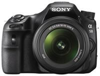 Sony SLT-A58 Kit 18-55mm