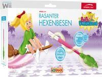 Bibi Blocksberg Hexenbesen The Next Generation Wii Zubehör   Nintendo Wii Zubehör, deutsch