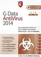 G Data AntiVirus 2014  1 PC  12 Monate