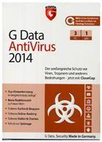 G Data AntiVirus 2014  3 PC  12 Monate