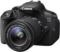 Canon EOS 700D Kit EF-S 18-55mm IS STM 1:3.5-5.6