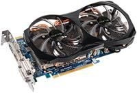 Gigabyte GeForce GTX650 Ti BOOST 2GB DDR5 Overclocked-Edition  ,