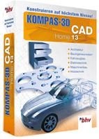 bhv Kompas-3D CAD Home 13 Windows, deutsch