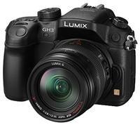 Panasonic Lumix DMC-GH3A Kit inkl. 12-35mm / f2.8 Power OIS, schwarz (DMC-GH3AEG-K)
