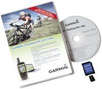 Garmin TransAlpin 2012 Pro  Freizeit- und Wanderkarte zur Navigation für PC/MAC