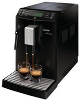 Philips Saeco Minuto Kaffeevollautomat HD8761/01  Milchschaumdüse schwarz