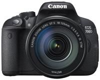 Canon EOS 700D 18-55 IS STM + 55-250 IS