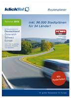 KlickTel Routenplaner Sommer 2013