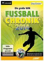 Fußball Chronik 2014, Die große  Die große WM Fußballchronik 2014 Deutsche Version