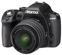 Pentax K500 DAL 18-55